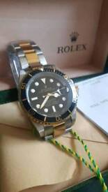 Rolex submarine watch