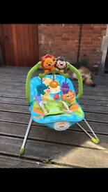 Bouncy chair Fisher Price