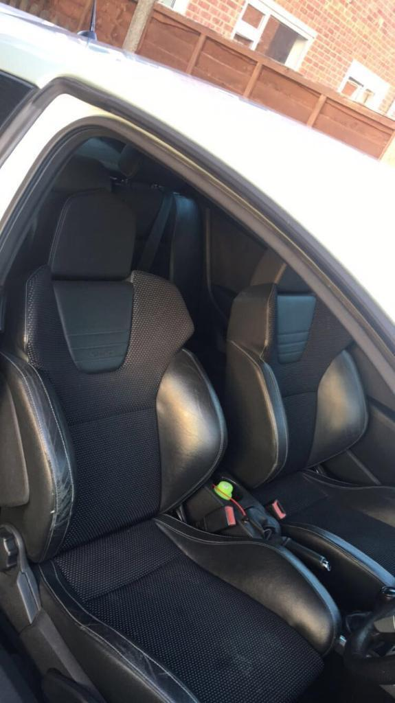 Vauxhall Astra Vxr Interior Recaro Seats In Louth Lincolnshire