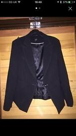 Size 14 smart jacket/ suit jacket