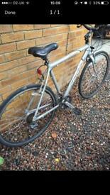 Huffy Hybird 7 speed unisex bike