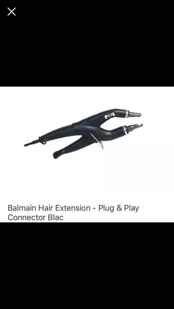Balmain plug and play connector