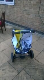 pushchair in really good conditon