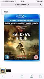 Hacksaw ridge , bluray , brand new ! Price stands , no offers !