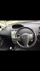 Toyota Yaris tr 2008