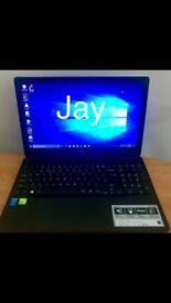 Gaming Acer HD i5 8GB Laptop Massive 1TB(1000GB)Microsoft office,virtually New