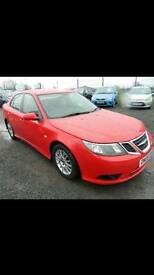 2008 SAAB 9-3 linear 86,000 genuine miles