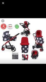 Cosatto giggle 2 hipstar travel system
