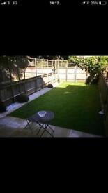 Gardner/fencing/patios/driveways