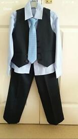 Boys 4 piece suit Age 5