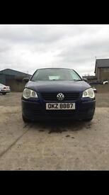 Volkswagen polo face lift model