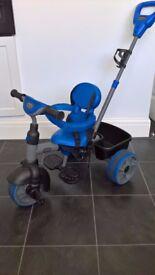 Blue Little Tikes 4 in 1 Trike