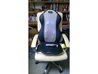 Homedics massage chair