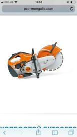 Concrete Cutter Saw or Stihl Wanted