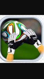 Goal keeper required 2003's