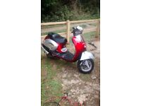Scooter for sale 125