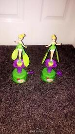 Two Flying Tink toys