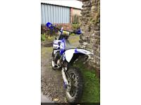 This is my yz250 2 stoke