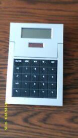Marks Man Profile Clock Solar Calculater