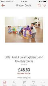 Little Tikes ocean explorer