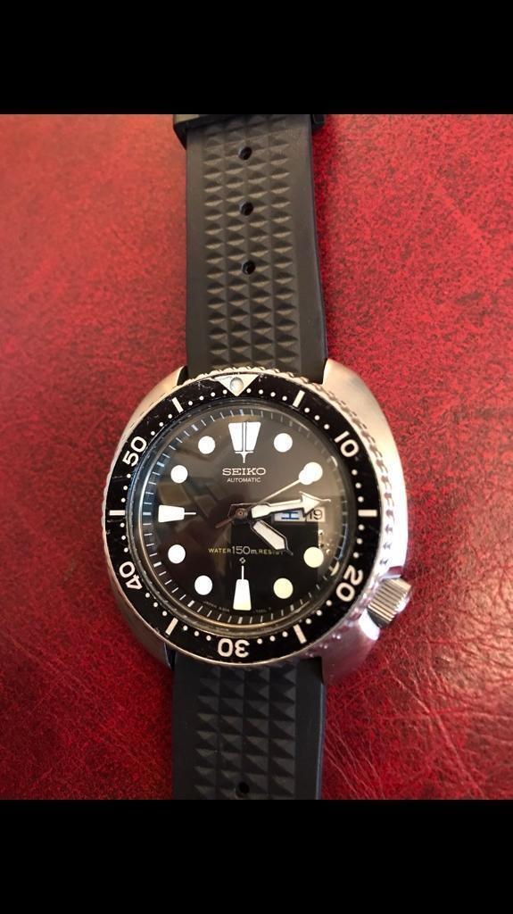 Vintage Seiko 6306 diver
