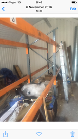 commerical pallet rack for sale