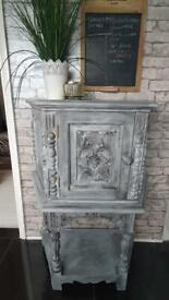 Fade to grey cabinet