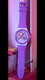 Disney Sofia the first wall clock