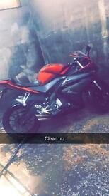 Yamaha yzf r125 2014 cheap as need gone !