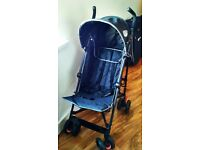 Brand New BabyStart Pushchair, Used only 2 weeks