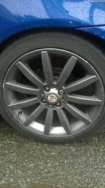 wheel swap