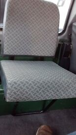 Land Rover Defender 90/110 Folding Seats