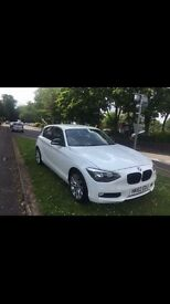 Bmw series1 for sale £8.500
