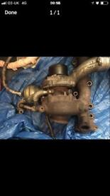 Turbo for a 2.2 Vauxhall's vectra cdti