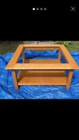 Large Coffee Table- Marks and Spencers