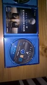 ps4 games destiny and watch dogs