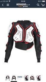 BMX/Motorbike Body Armour Age 10yrs
