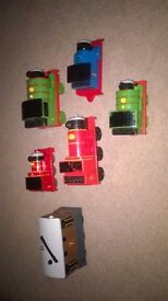 Thomas and Friends Mattel toys