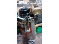 British Seagull Century 100 long shaft 4hp outboard engine