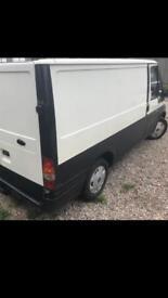 Ford Transit Full Year Mot swb low miles £1450 ovno
