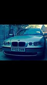 BMW E46 Compact 316ti