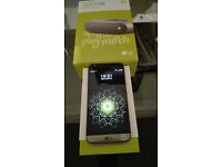 LG G5 Sim Free. New. Titan. & LG VR Head set Brand New. Checkmend Report. Cash or Swap.