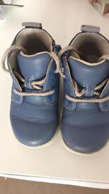 Clarks boys boots.