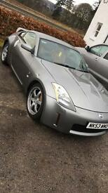 Nissan 350z GT pack v6- brembos, cruise control, heated leather seats. Low mileage!