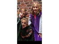 Warm, responsible and fun live in au pair wanted for family of 5 in West London
