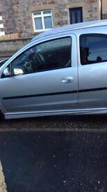 Fantastic First Car - Silver Vauxhall Corsa 1.4 - £900 ONO
