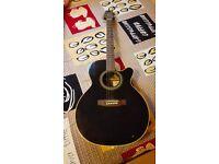 Takamine D51C acoustic guitar