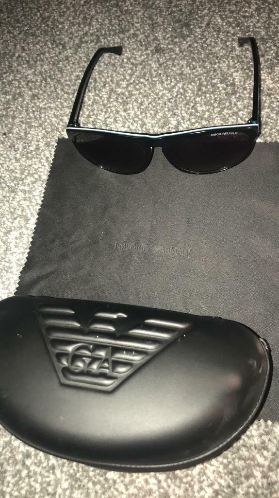 663fc39ba3e Emporio armani sun glasses