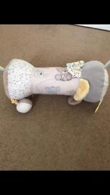 Neutral tummy time roller