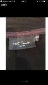 Genuine Paul Smith Mens Sweater jacket size L